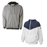 Hooded T-Shirts & Jackets