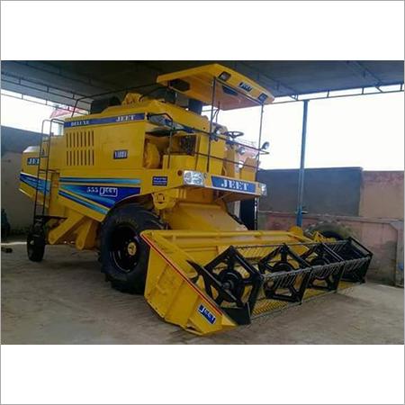 Industrial combine Harvester