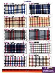 School Uniform Shirting fabric Album