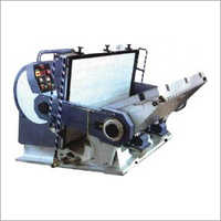 Heavy Duty Platen Punching Creasing&Embosing Press