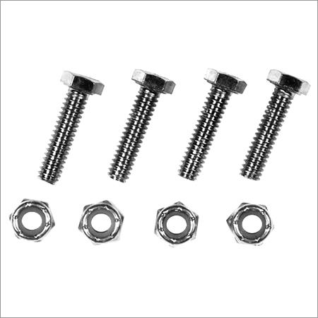 Nickle Plated Bolts