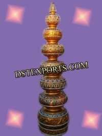 WEDDING MANDAP POT PILLAR