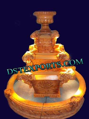 WEDDING DECORATION FOUNTAIN