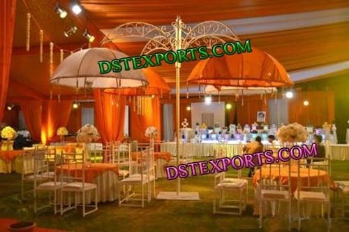 WEDDING DECORS HANGING UMBERALAS