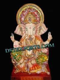 WEDDING ENTERANCE GANPATI BAPPA STATUE
