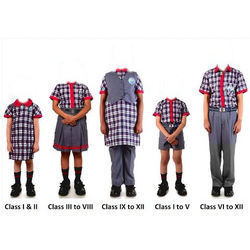 Kendriya Vidyalaya (KV) Boys Uniform