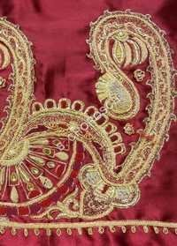 Embroidered Bullion Work