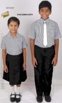 Sweat Absorbent School Uniforms