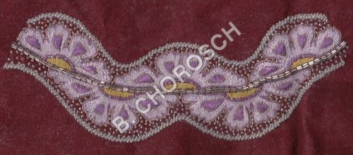 Saree Embroidery Borders