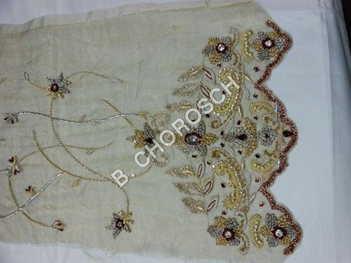 Zardosi Embroidered Bead Work