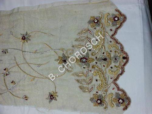 Zardosi Embroidered Bead Work