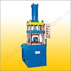 Rubber Compression Moulding Machine