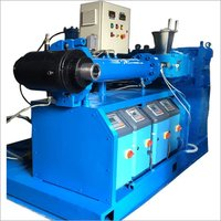 Cold Feed Rubber Extruder