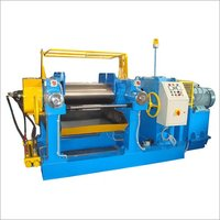 Rubber Processing Machines & Turn Key Plants