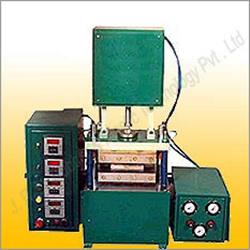 Bench Top Transfer Moulding Machine