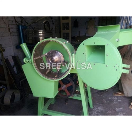 Garlic Ginger Paste Making Machine