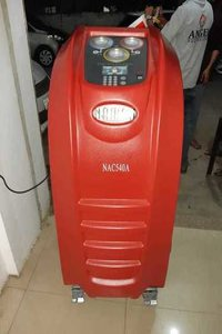 Car AC Gas Recharging Machine