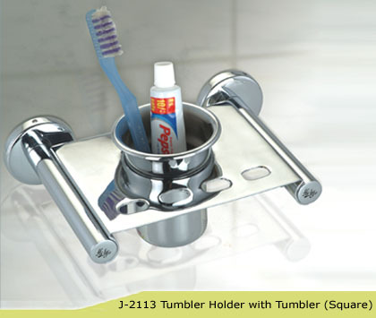TUMBLER HOLDER WITH TUMBLER JET SERIES HI LIFE