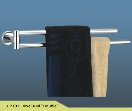 TOWEL RAIL DOUBLE
