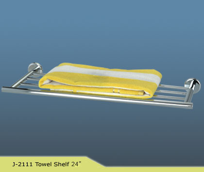 TOWEL SHELF 24 JET SERIES