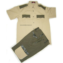 Defense Uniform