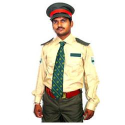 Security Uniform Wear