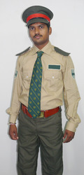 PTFE Coated Security Uniforms