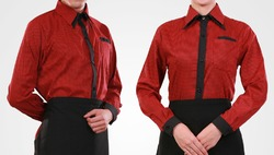 PTFE Coated Hotel Uniforms