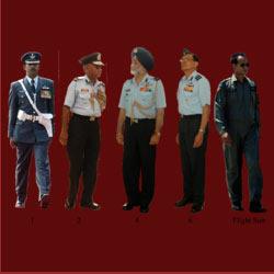 Air Force Uniforms & Fabrics