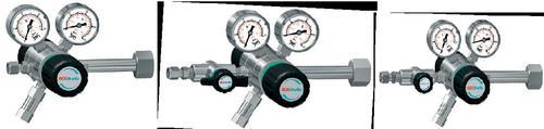 Double Stage Gas Regulators