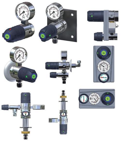 Laboratory Pressure Regulator
