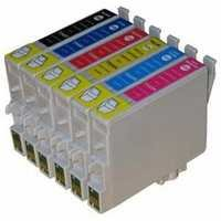 INKJET CARTRIDGES AND INK