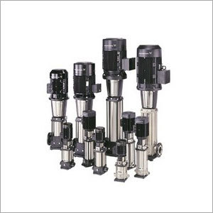 CR Pumps- Boiler Feed & RO High Pressure Pumps