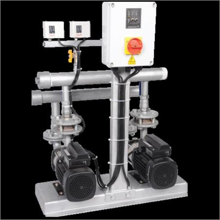 Twin Booster Pump