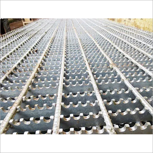 Steel Serrated Gratings