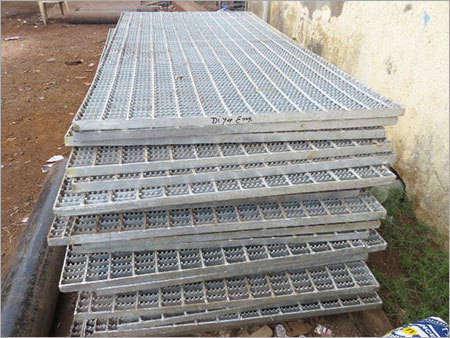 Steel Plain Gratings