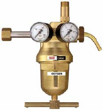 High Flow Cylinder Regulator
