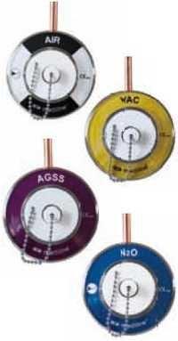 Medical Gas Oxygen Outlet