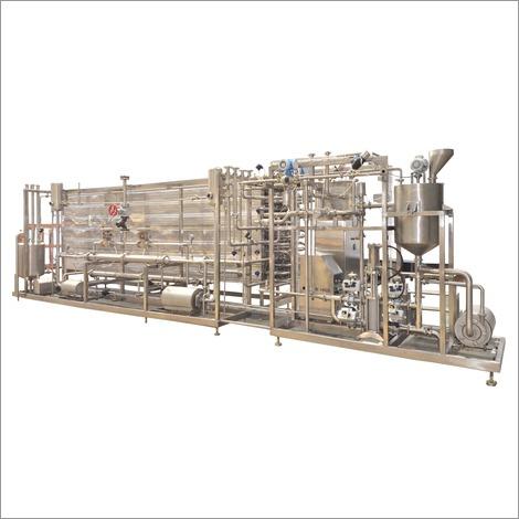 Fruit Juice Pasteuriser