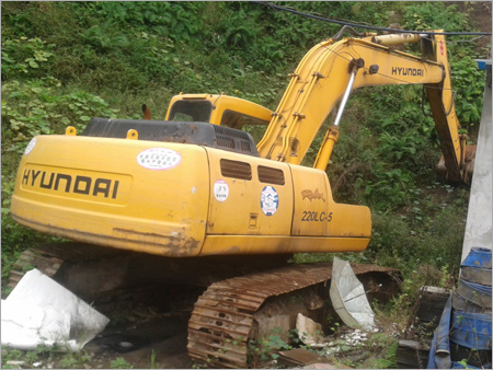 Long Reach Excavators