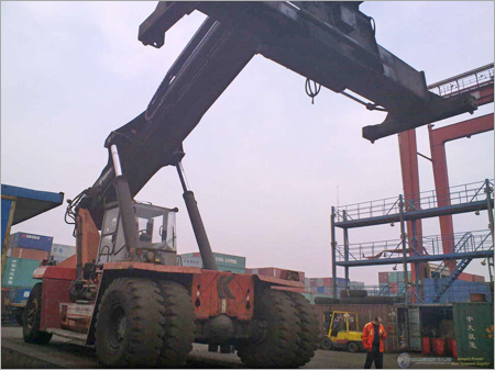 Container Front Lifting Cranes