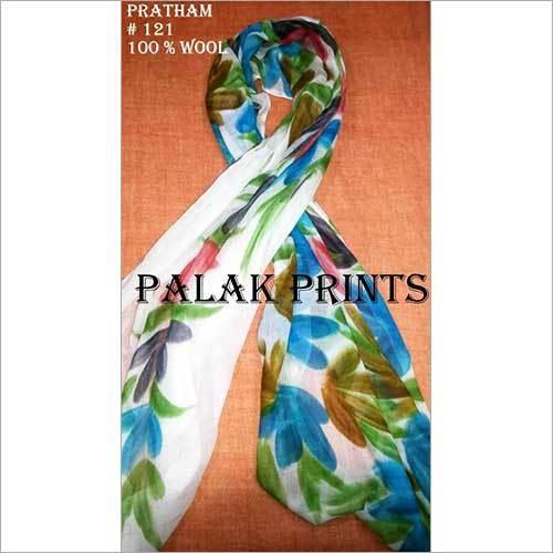 Woolen Printed Scarves
