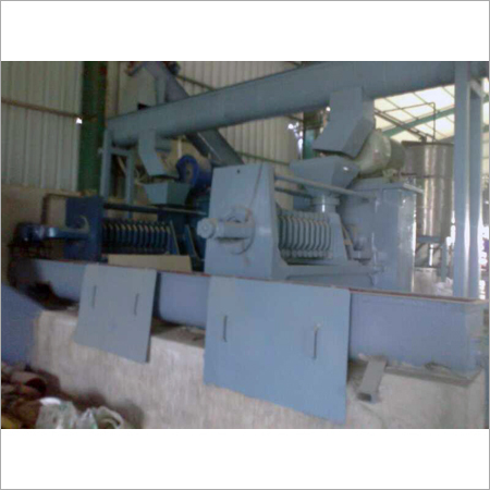 Screw Press Machine