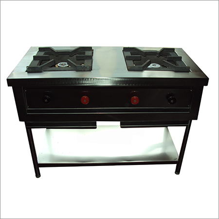 Two Burner Commercial Stove