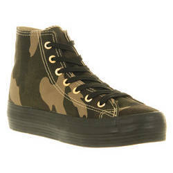 Camouflage Shoes