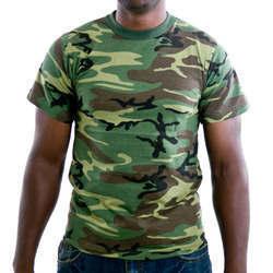 Camouflage Uniforms & Accessories