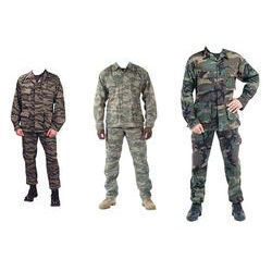 Camouflage Uniforms & Accessories