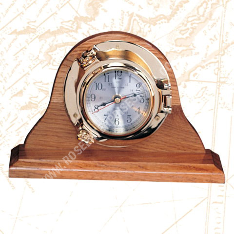 Desk Table Nautical Clock