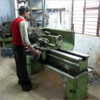 Small Lathe Machine