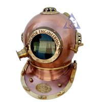Anchor Engineering Mark IV Diving Helmet